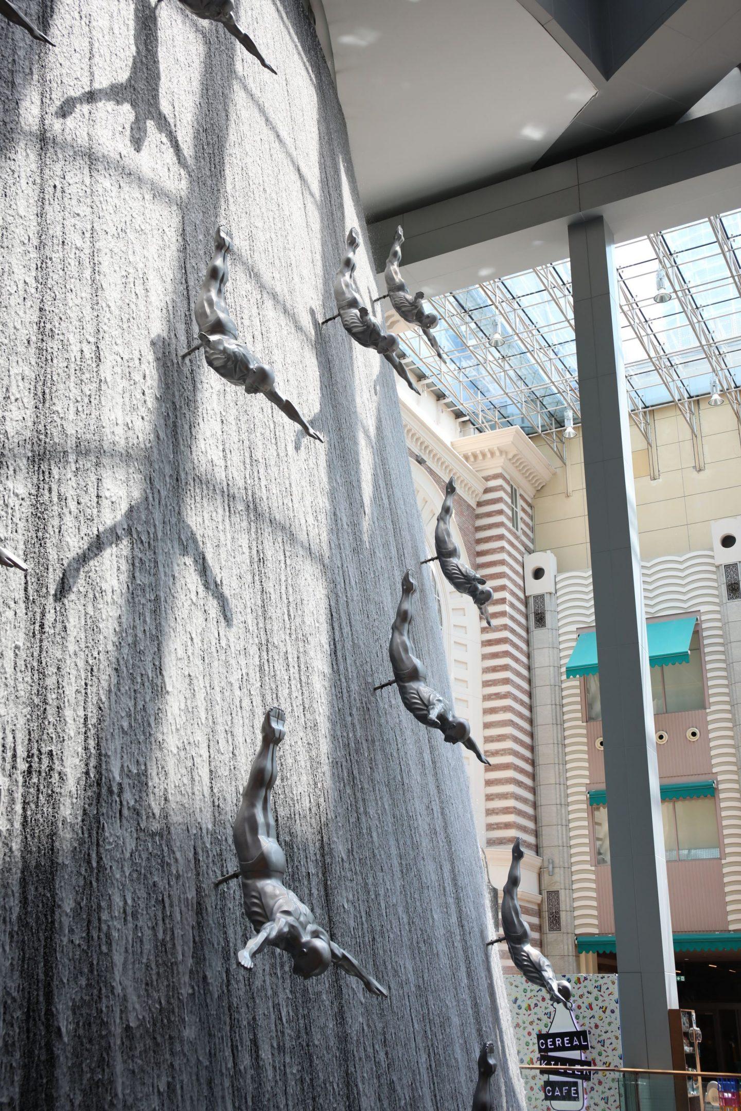 Mall of Dubai, Katie KALANCHOE