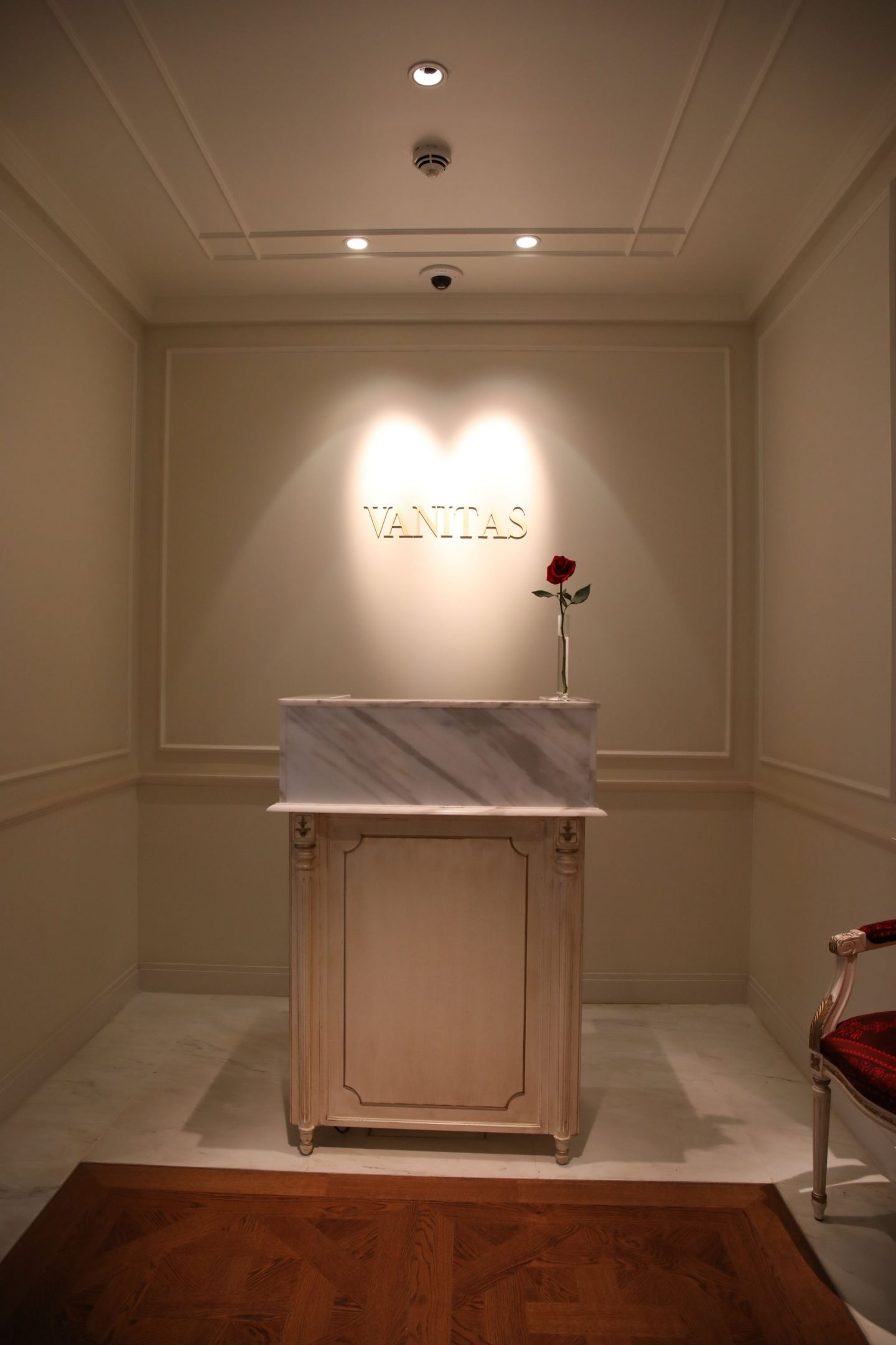 Palazzo Versace, Dubai, Katie KALANCHOE
