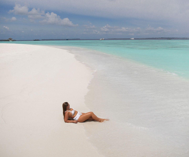 Shipwrecked in luxury, Ja Manafaru, The Maldives
