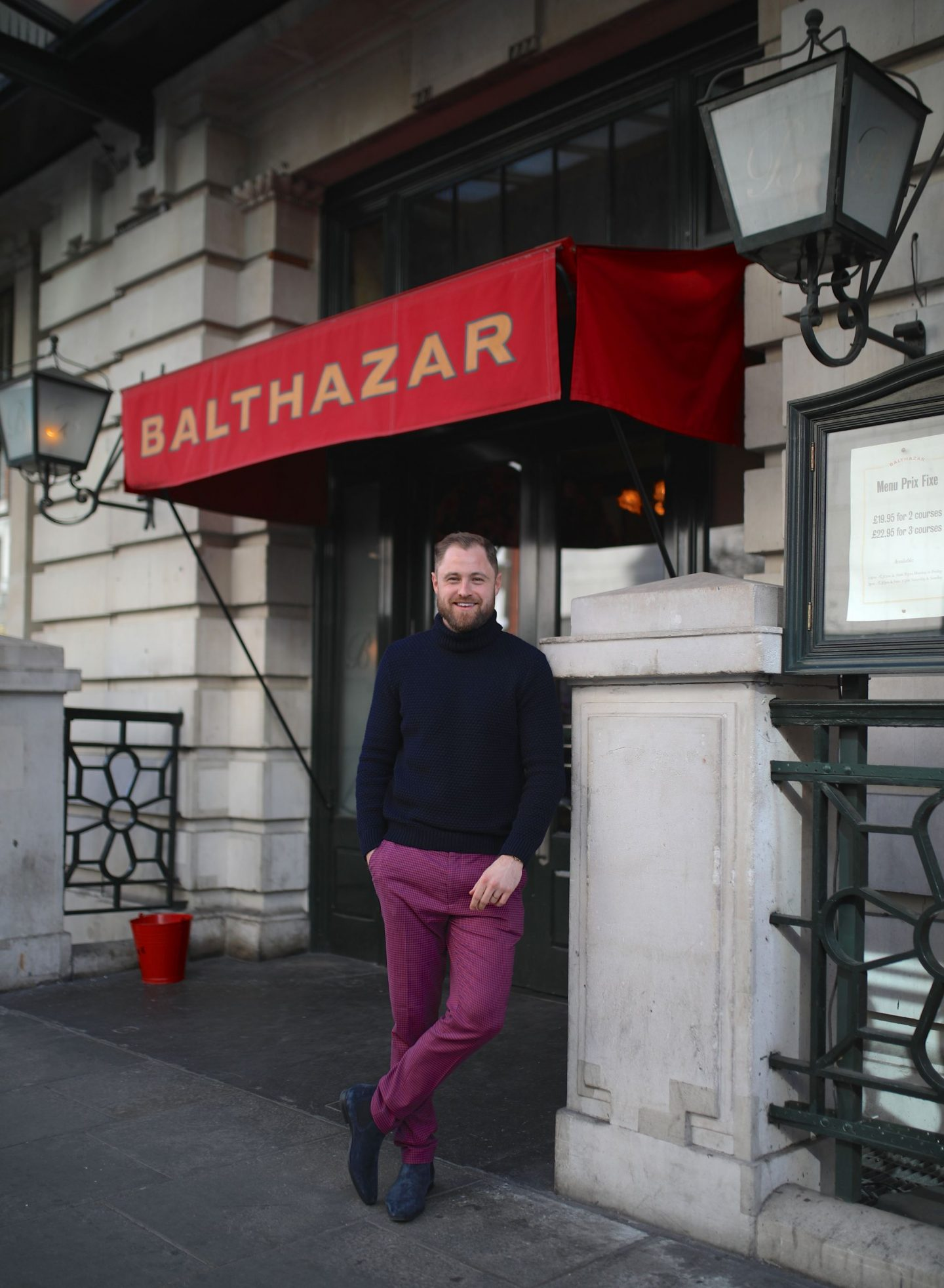Katie Heath, Kalanchoe, Lunch at Baltazar Restaurant in Covent Garden