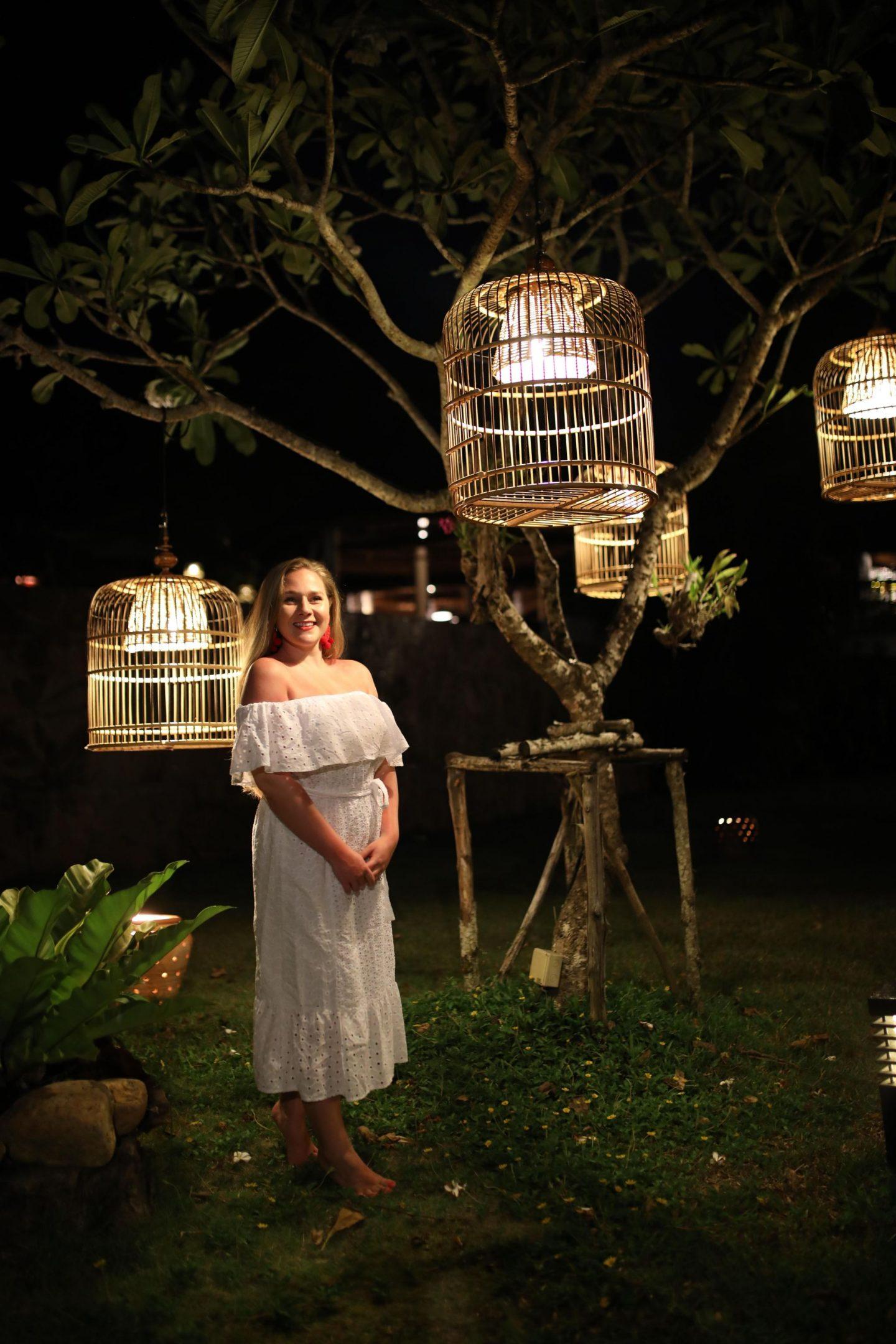 Infiniti Bar at The Belmond Napasai in Koh Samui Thailand, Katie KALANCHOE