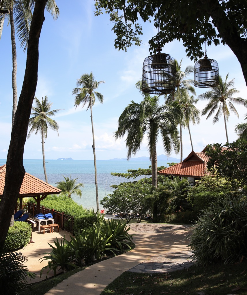 Ocean View Villa at The Belmond Napasai in Koh Samui Thailand, Katie KALANCHOE