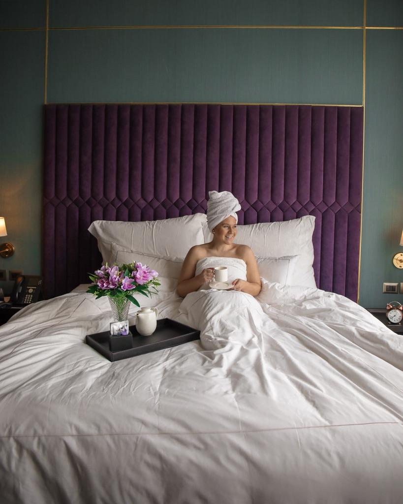 Akyra Thonglor Hotel Room, Bangkok, Thailand, Katie KALANCHOE