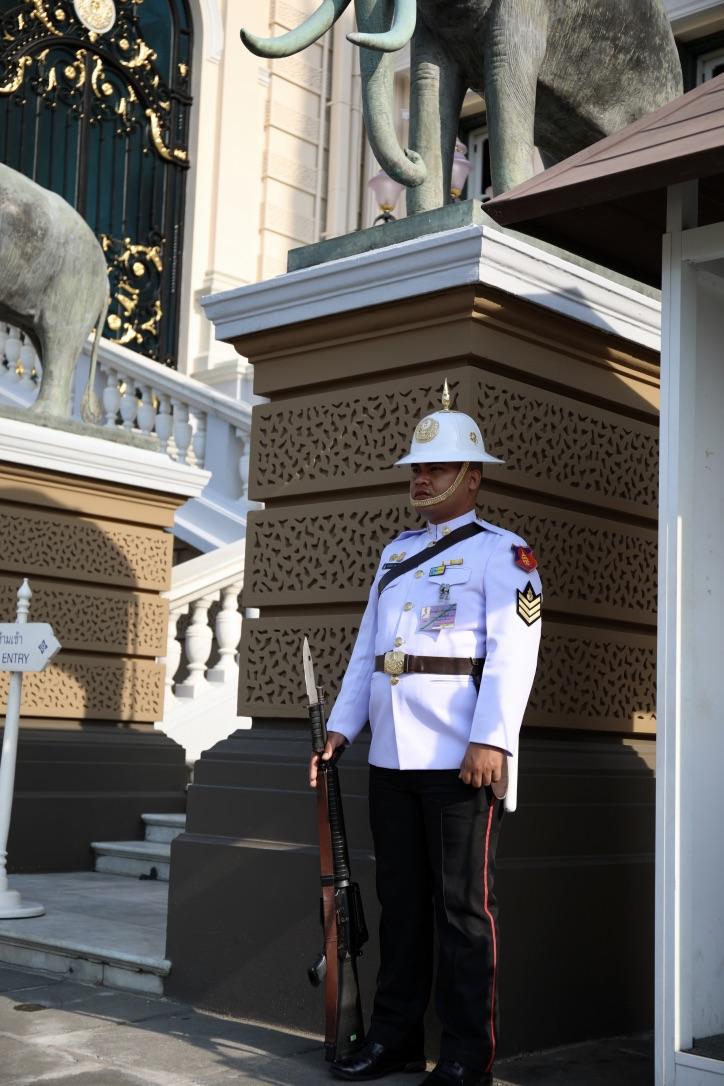 The Grand Palace, Bangkok, Thailand, Katie KALANCHOE