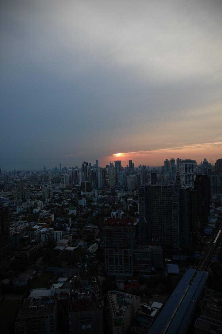 Ozone Bar, Marriot Rooftop, Bangkok, Thailand, Katie KALANCHOE