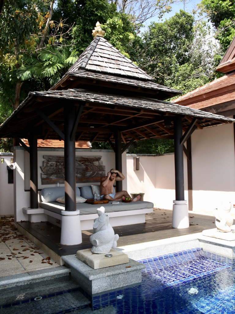 Pimalai Resort and Spa, Small Luxury Hotels, Katie KALANCHOE