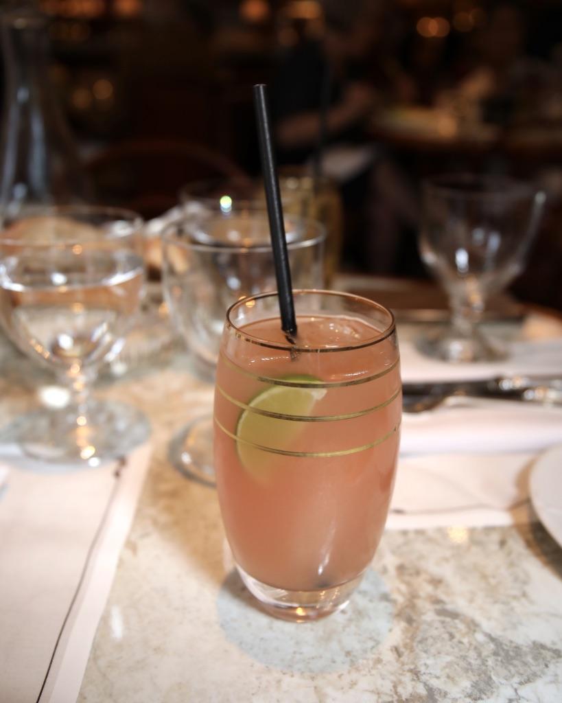 Soutine Restaurant, St John's Wood London, Katie KALANCHOE