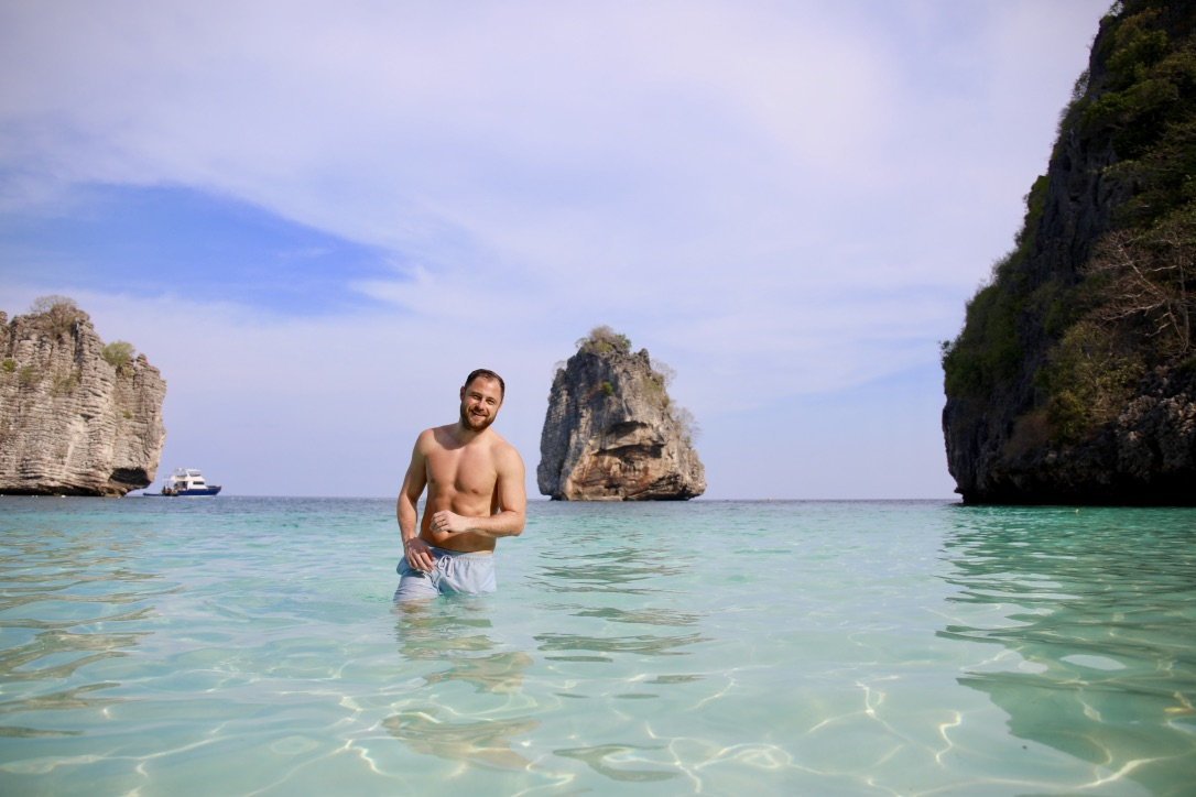 Ben Heath, Koh Haa Island, Pimalai Resort and Spa, Thailand, Katie Kalanchoe