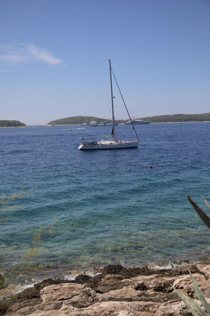 Hvar, Croatia, Katie KALANCHOE