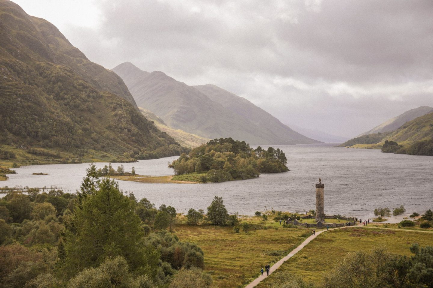 Glenfinnan Viaduct, Scotland Roadtrip, Katie Heath, KALANCHOE