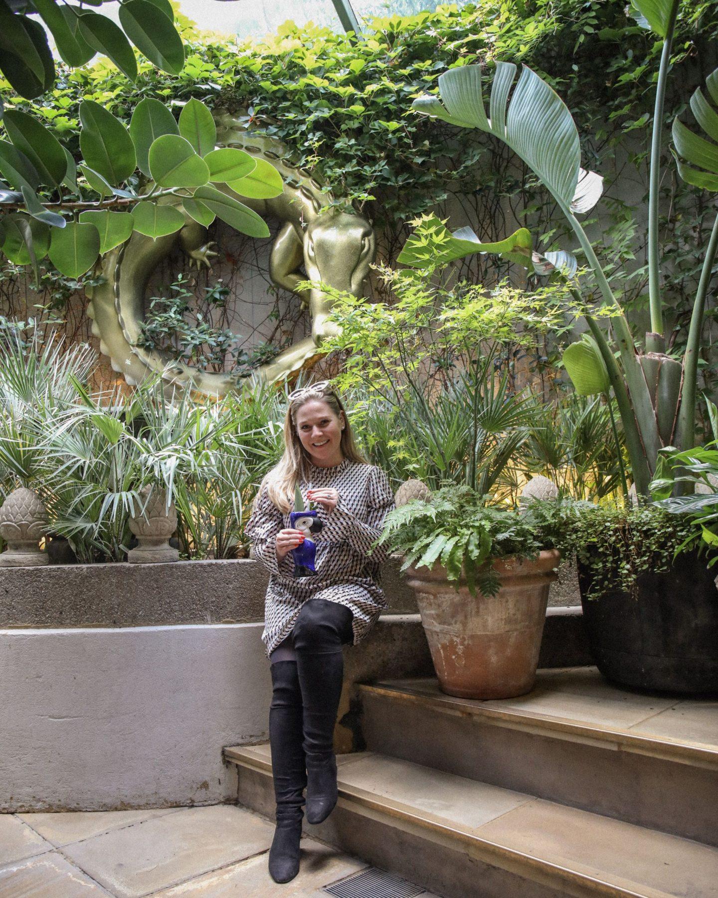 The Ivy City Garden, Katie Heath, KALANCHOE
