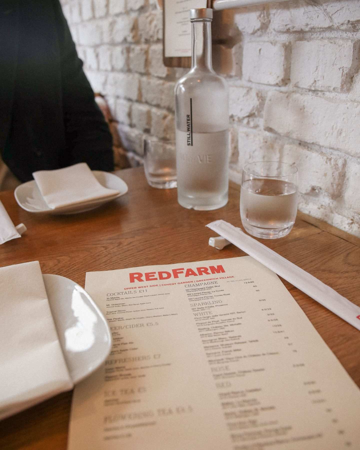 RedFarm London, Covent Garden, Katie Heath KALANCHOE