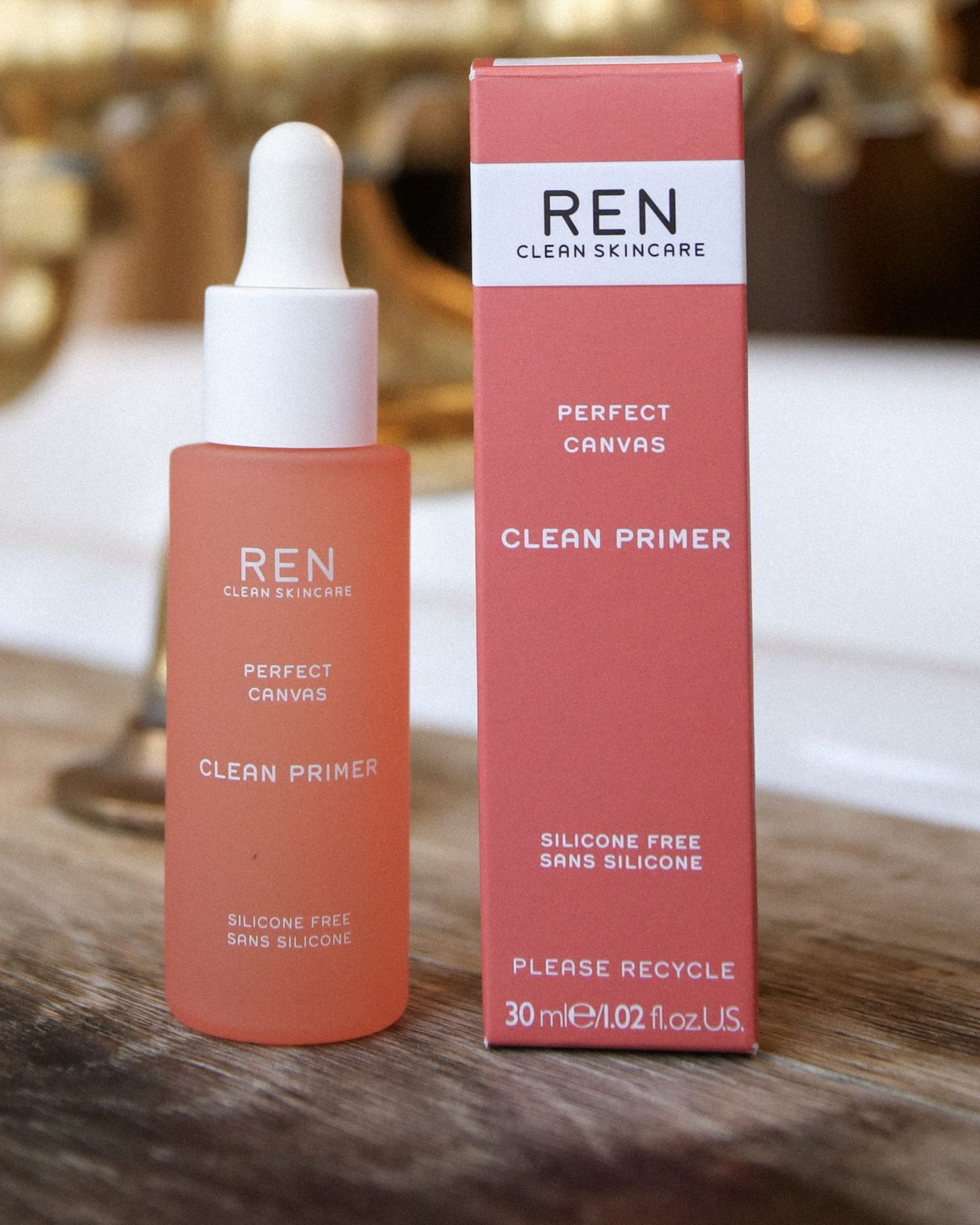 REN Perfect Canvas, Clean Primer, Katie Heath, Kalanchoe