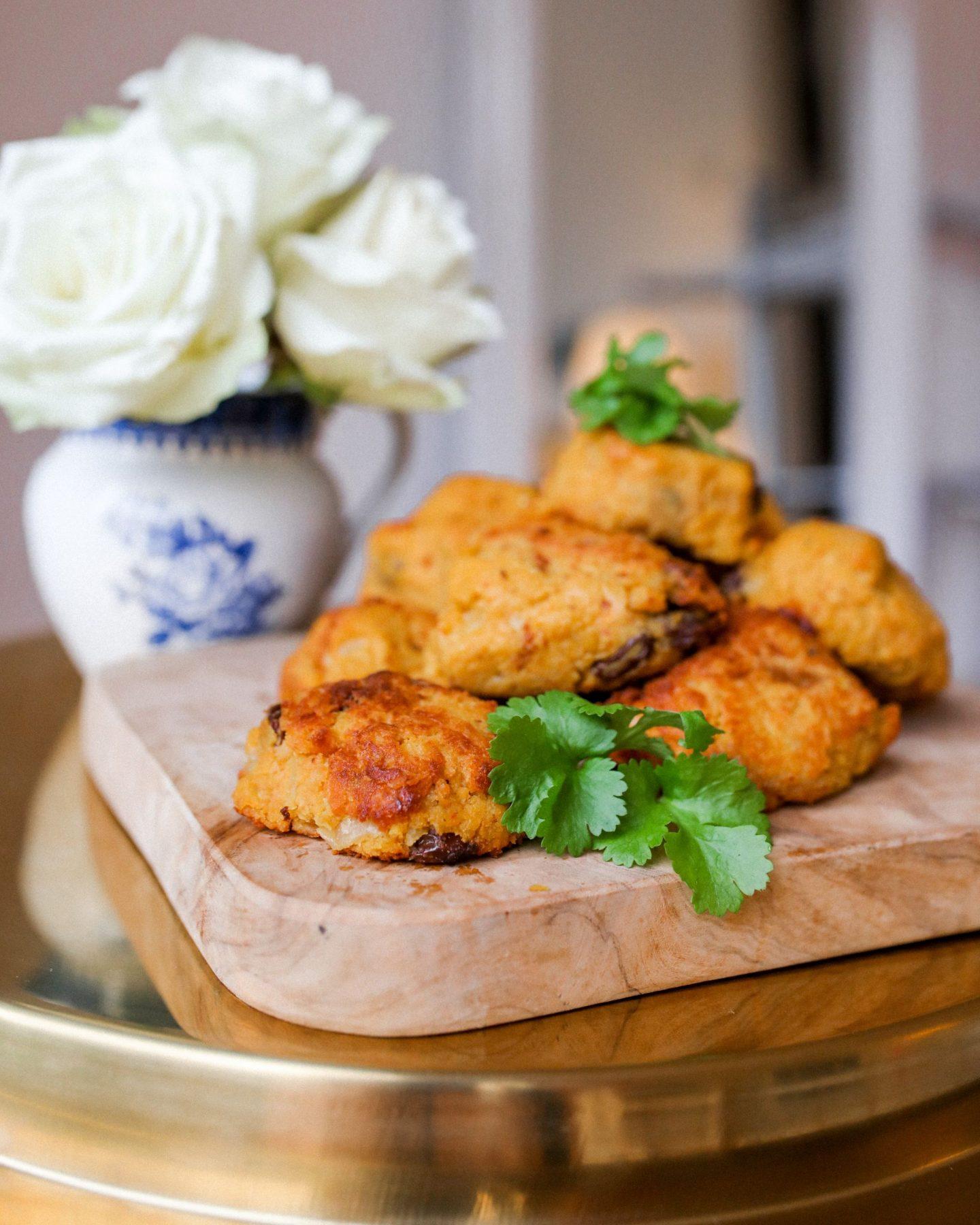 Vegan recipe, Sweet Potato Kofta, Katie Heath, KALANCHOE