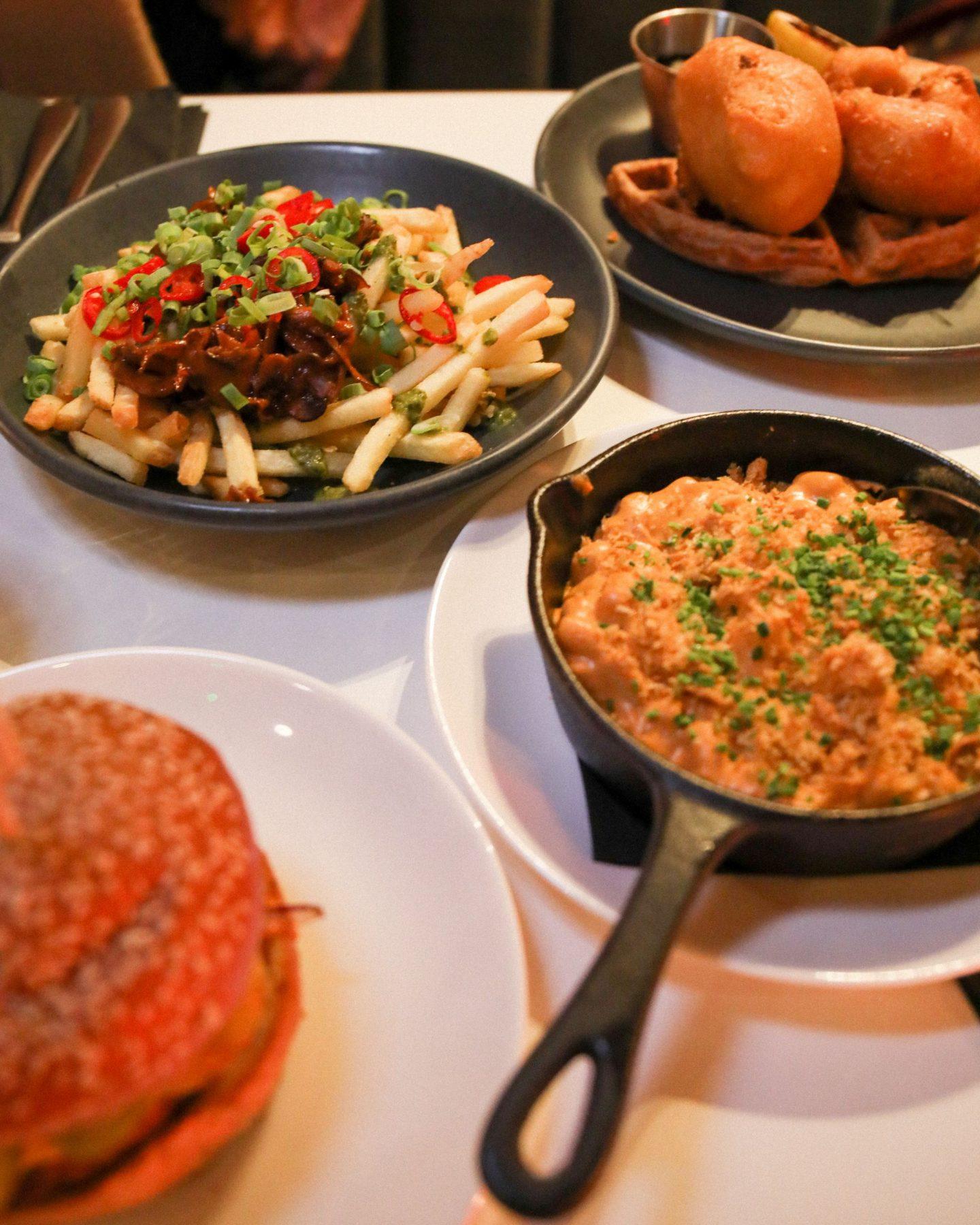 Dirty Bones new Vegan Restaurant in Soho, Katie Heath, Kalanchoe