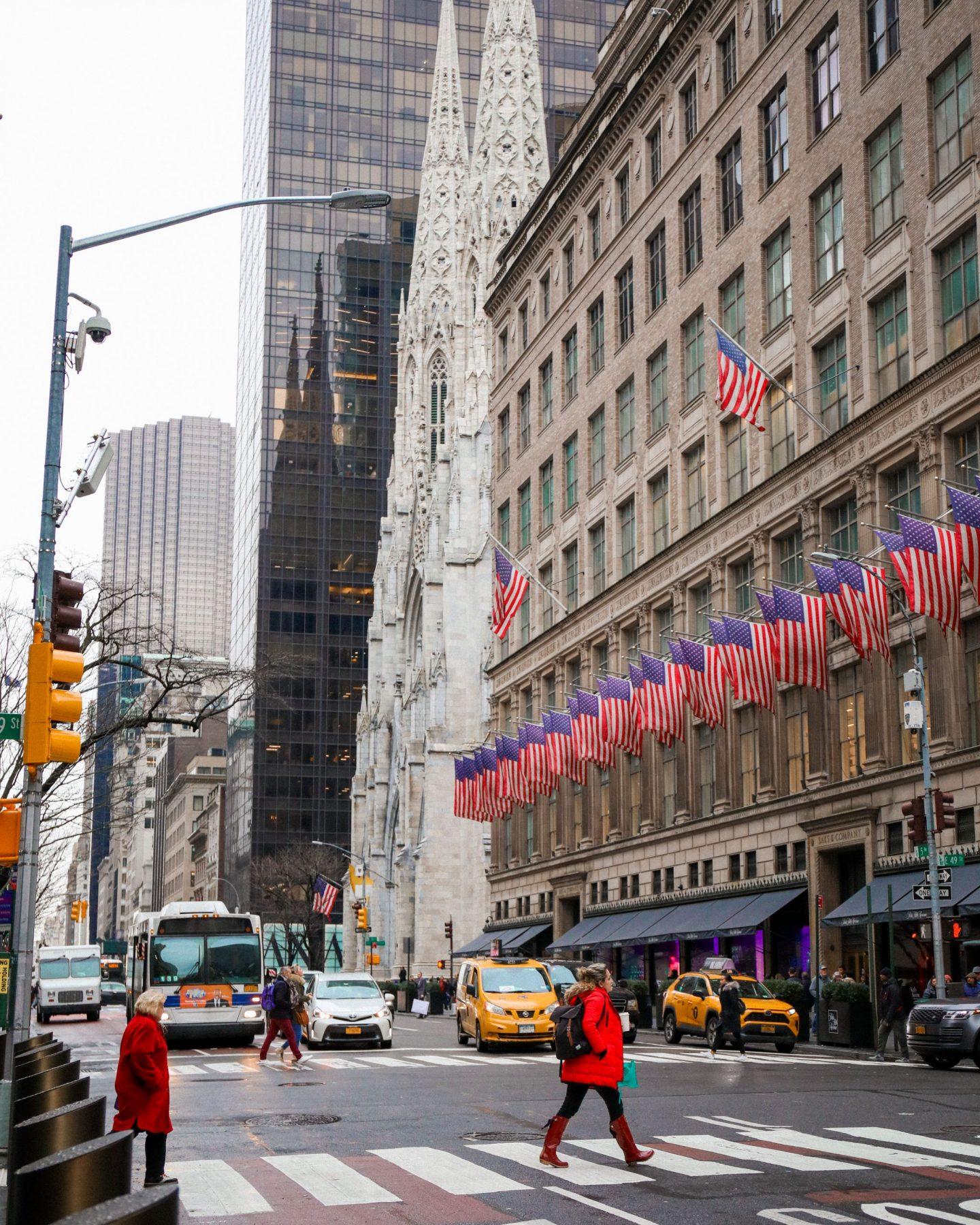 5th Avenue NYC, Katie Heath KALANCHOE