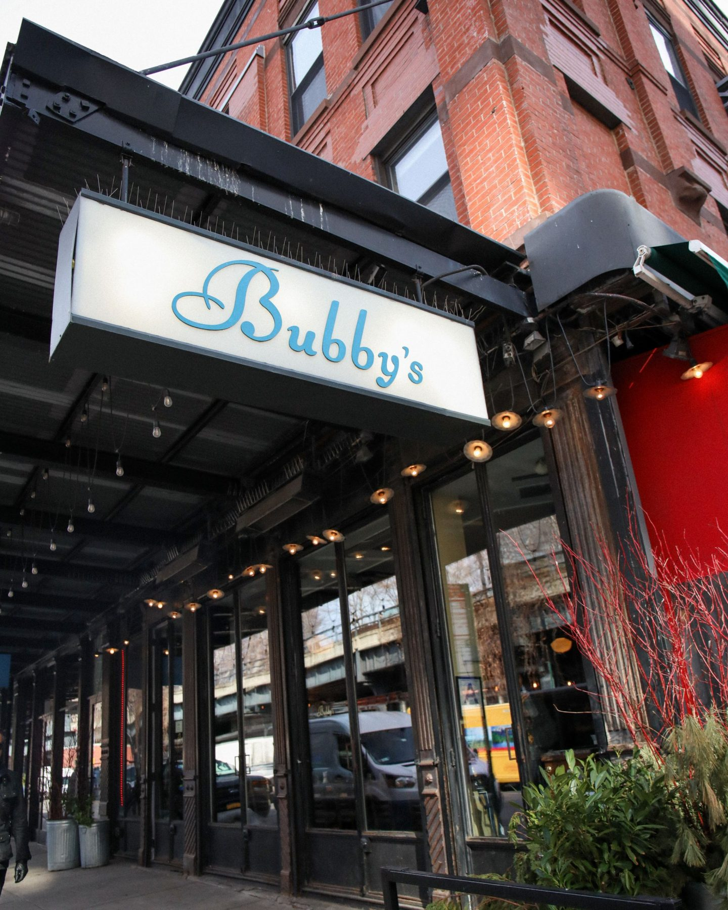 Bubby's Highline, Meatpacking District, New York City, Katie Heath, KALANCHOE