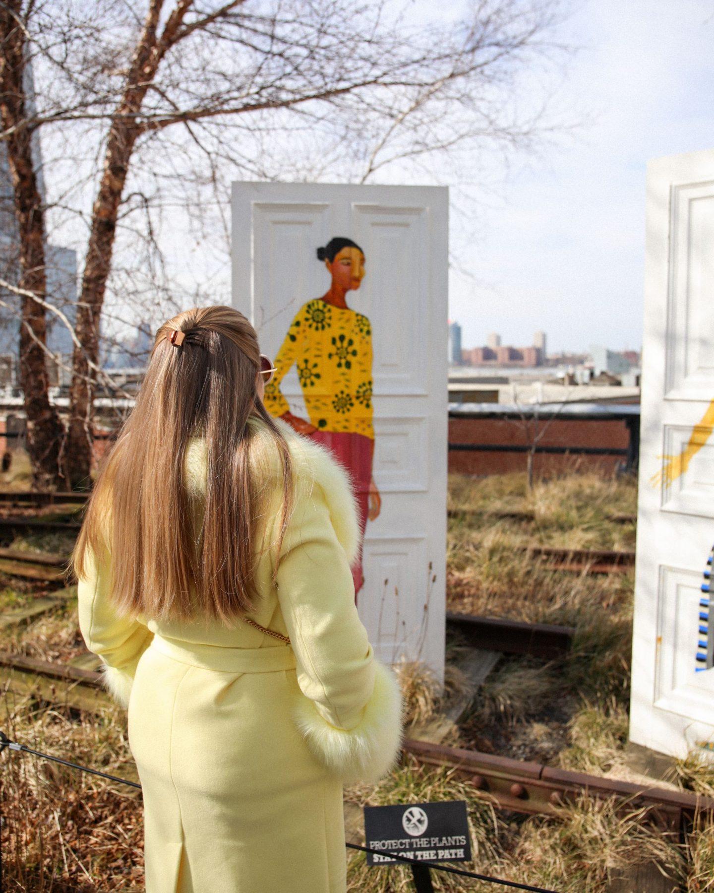 New York Highline, New York City, Katie Heath, KALANCHOE