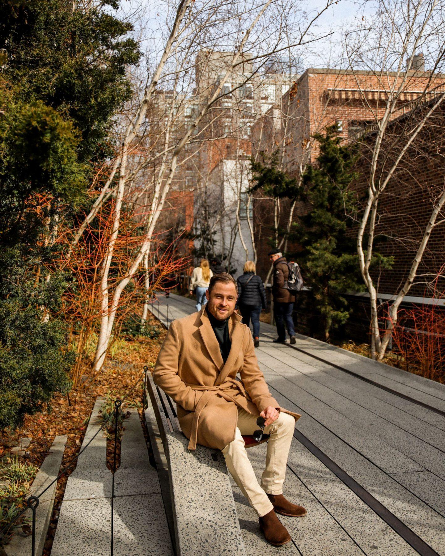 Ben Heath, New York Highline, New York City, Katie Heath, KALANCHOE