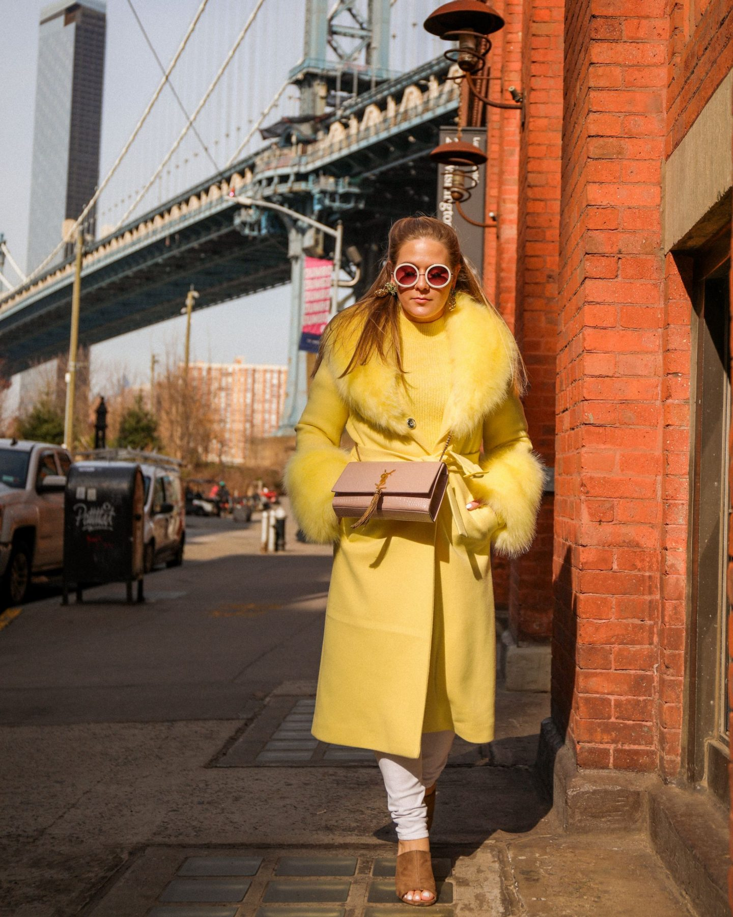DUMBO, Manhattan Bridge, New York City, Katie Heath, KALANCHOE