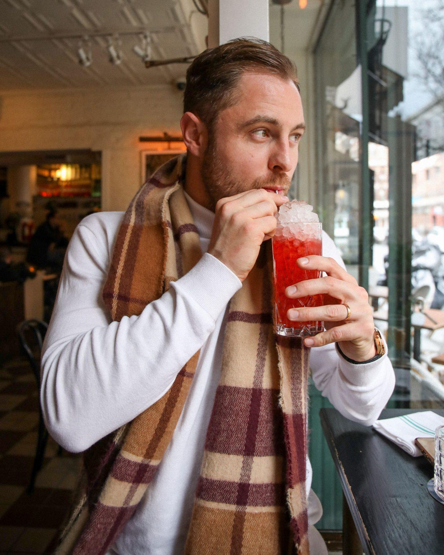 Caffé Dante Restaurant and Bar, World's Best Bar 2019, Katie Heath, KALANCHOE
