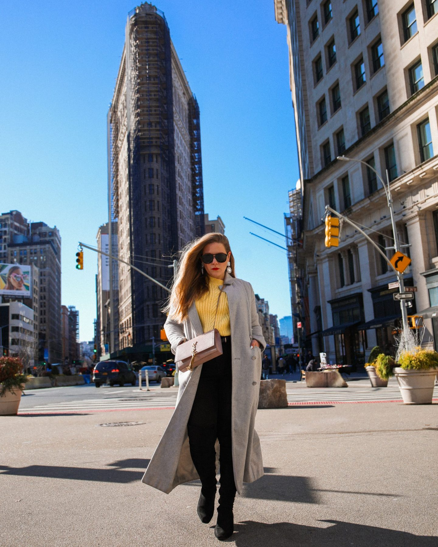 Flat Iron Building, New York, Katie Heath, KALANCHOE