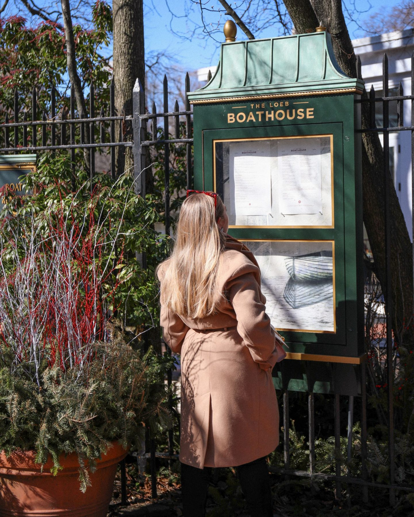 The Boat House, Central Park, New York, Katie Heath, KALANCHOE