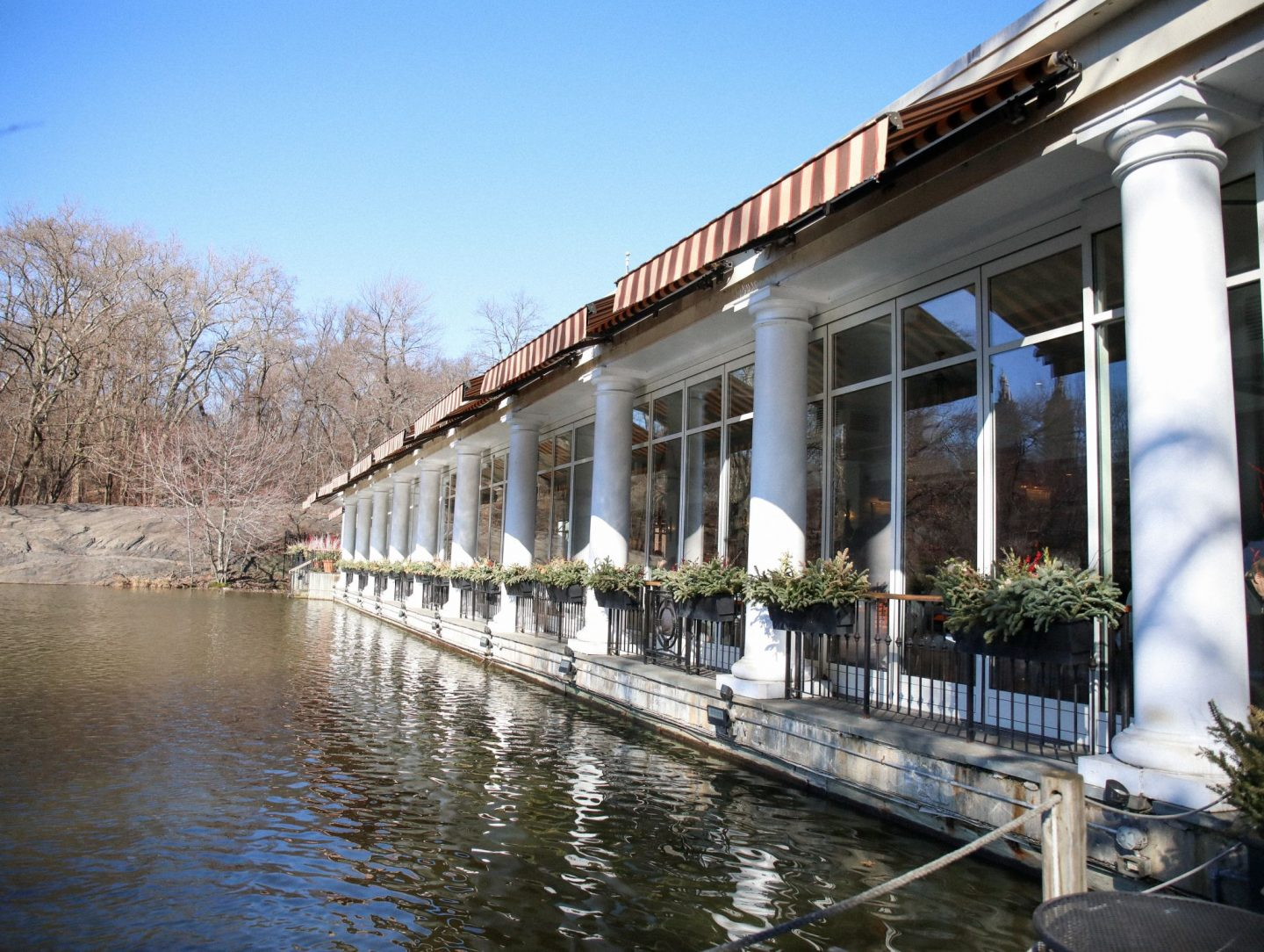 The Boat House, Central Park, New York, Katie Heath, KALANCHOE