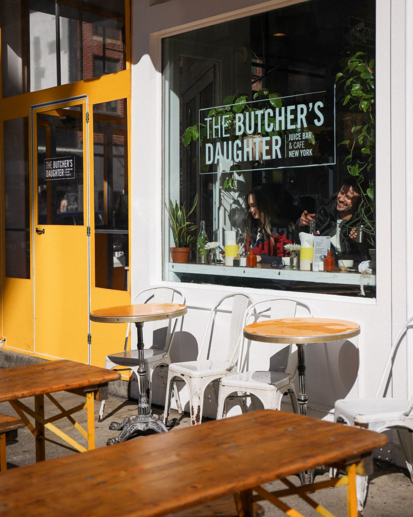 The Butcher's Daughter, Nolita, New York, Katie Heath, KALANCHOE