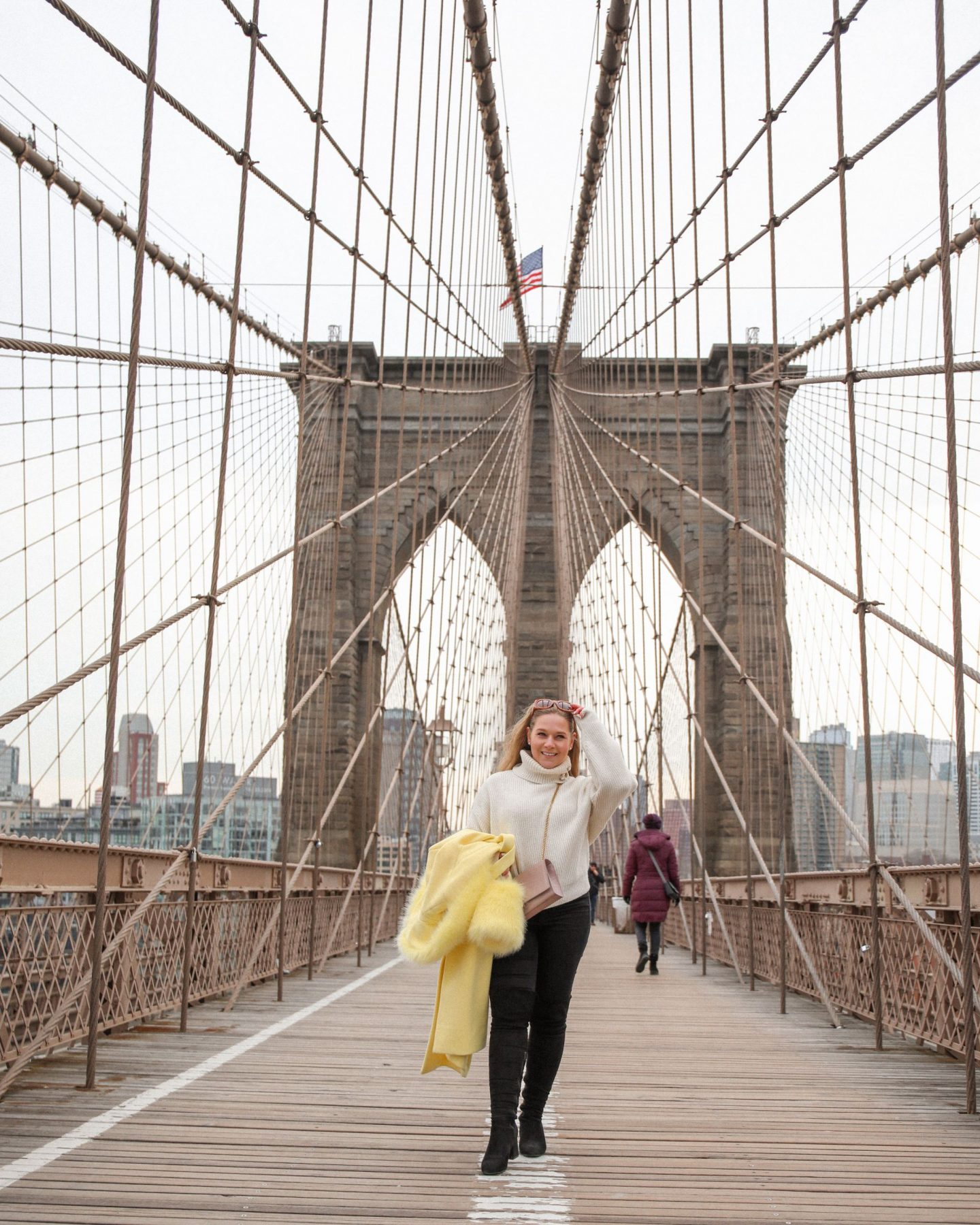 Brooklyn Bridge, DUMBO, New York City, Katie Heath, KALANCHOE