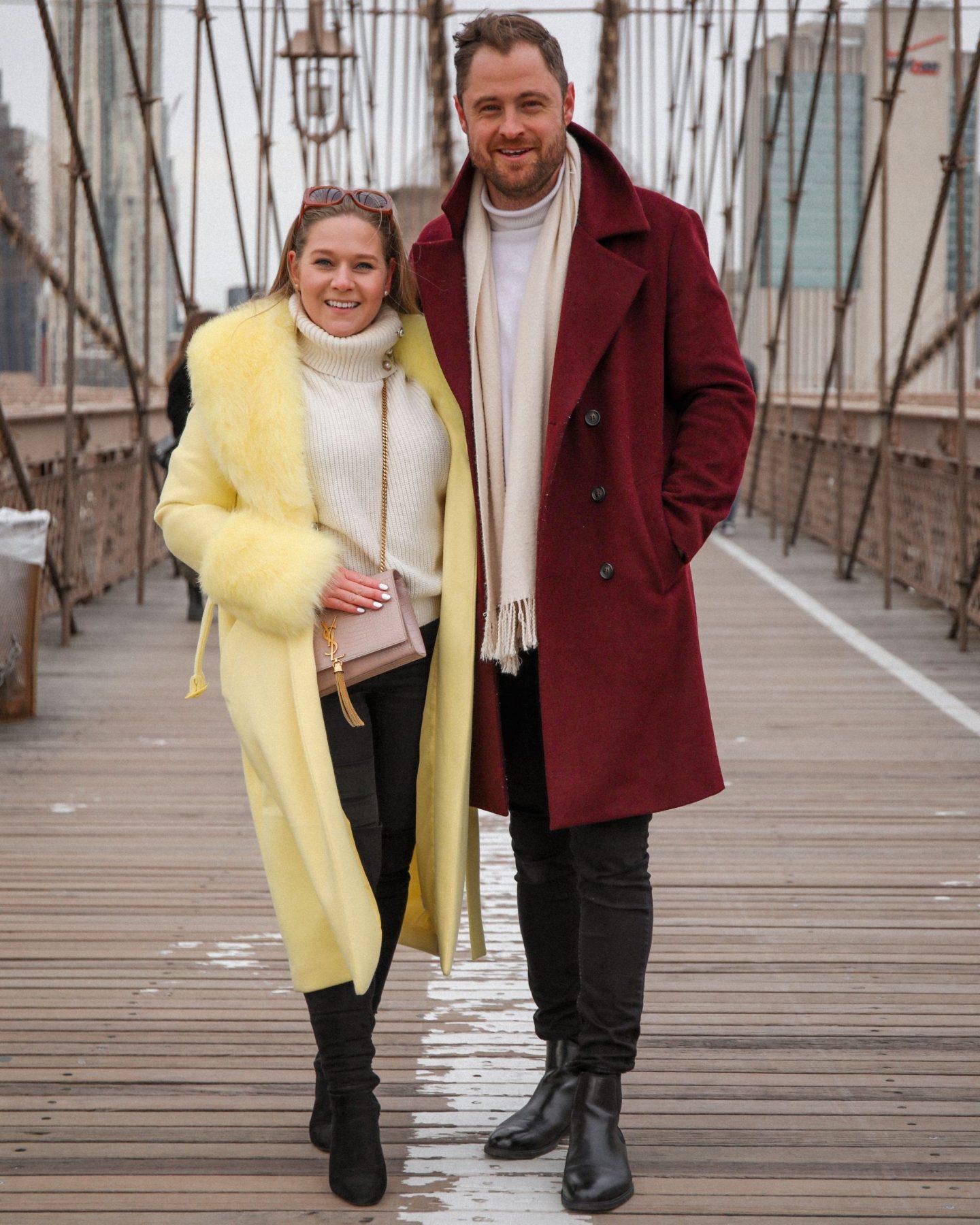 Brooklyn Bridge, DUMBO, New York City, Ben and Katie Heath, KALANCHOE