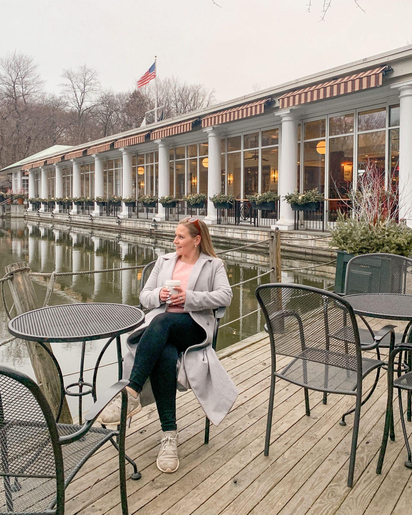 Central Park Boathouse, New York City, Katie Heath, KALANCHOE