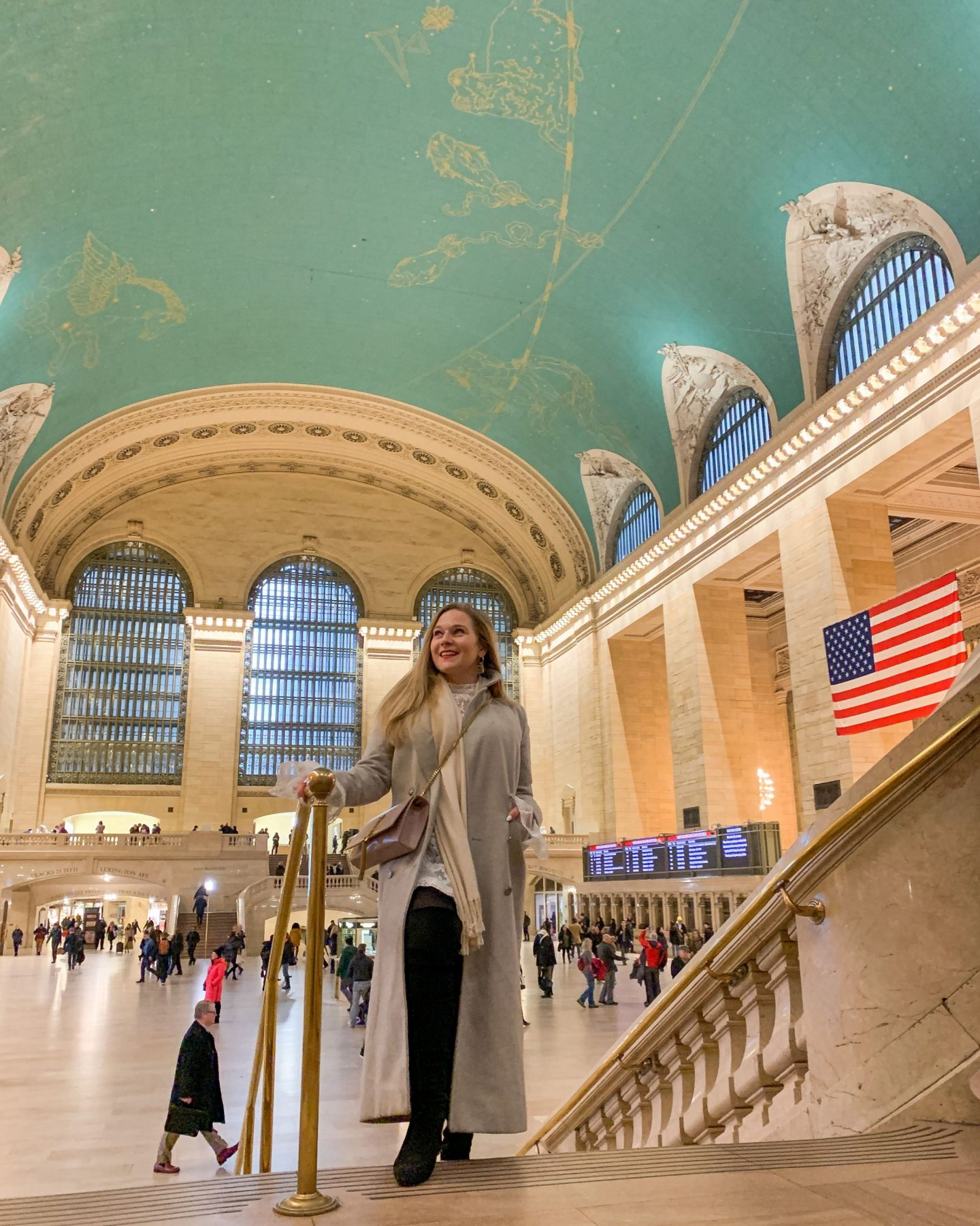 Grand Central Station, New York City, Katie Heath, KALANCHOE