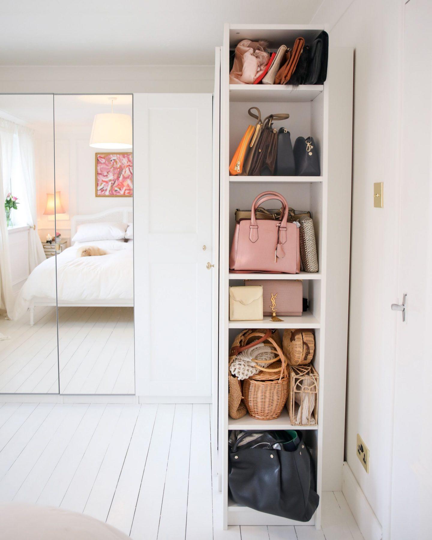 Light, bright, white DIY Master Bedroom Makeover, Katie Heath KALANCHOE
