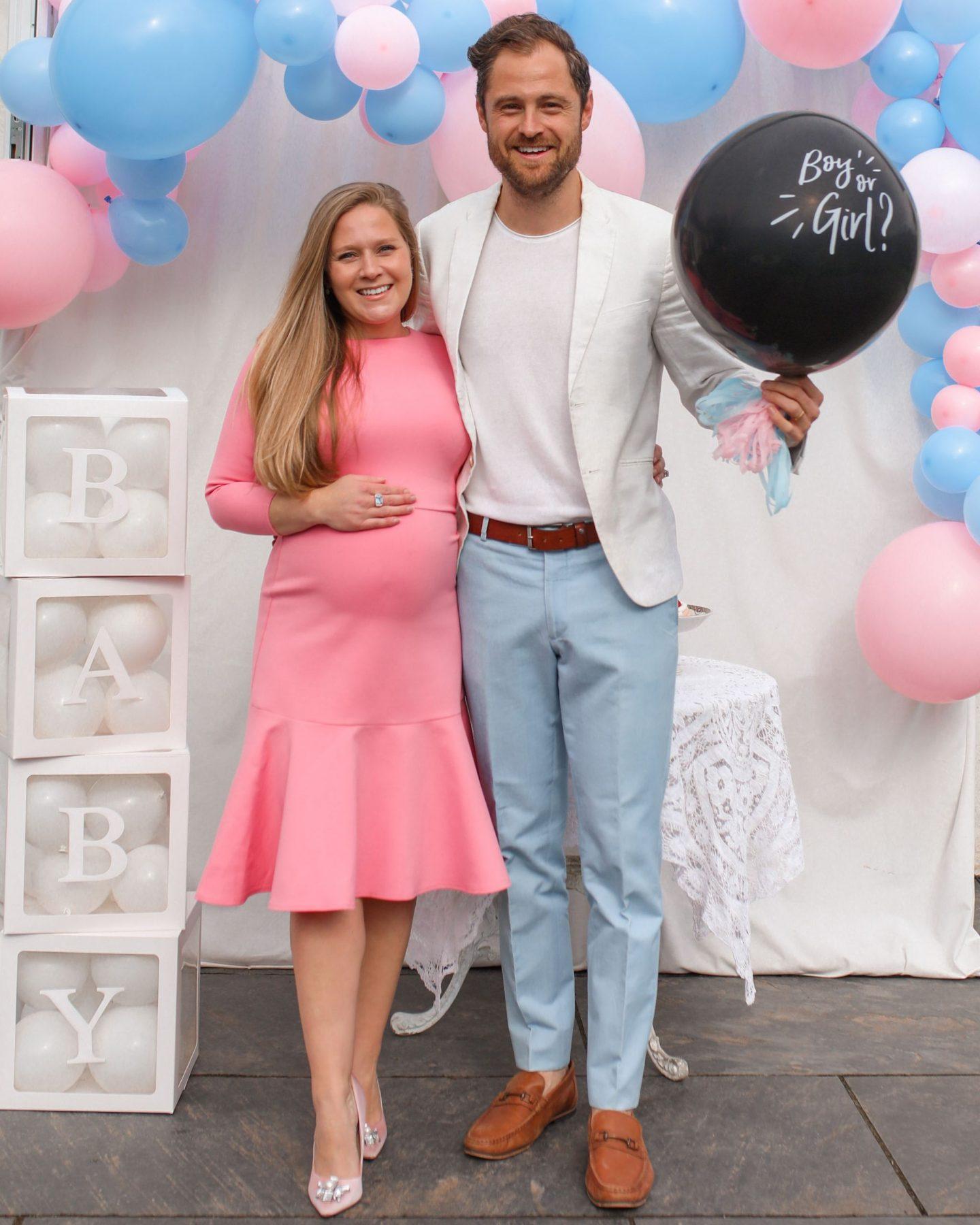 Ben and Katie Heath Gender Reveal, Katie KALANCHOE