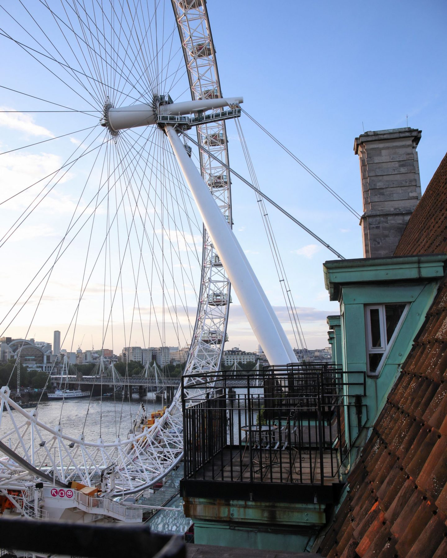 The London Marriott County Hall, Balcony Suite, Katie Heath, KALANCHOE